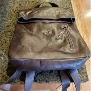 Bed Stu Leather Backpack Purse